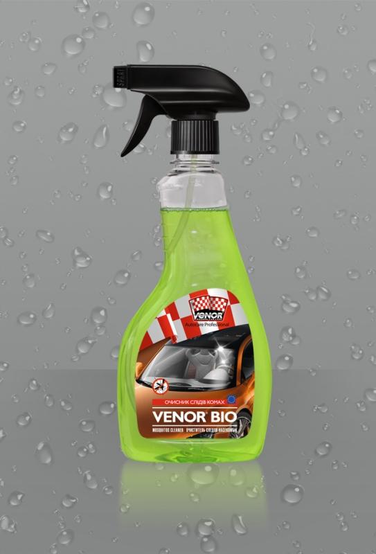 VENOR<sup>®</sup> BIO<br><b style=font-size:12px;>(Очиститель мошки)</b>
