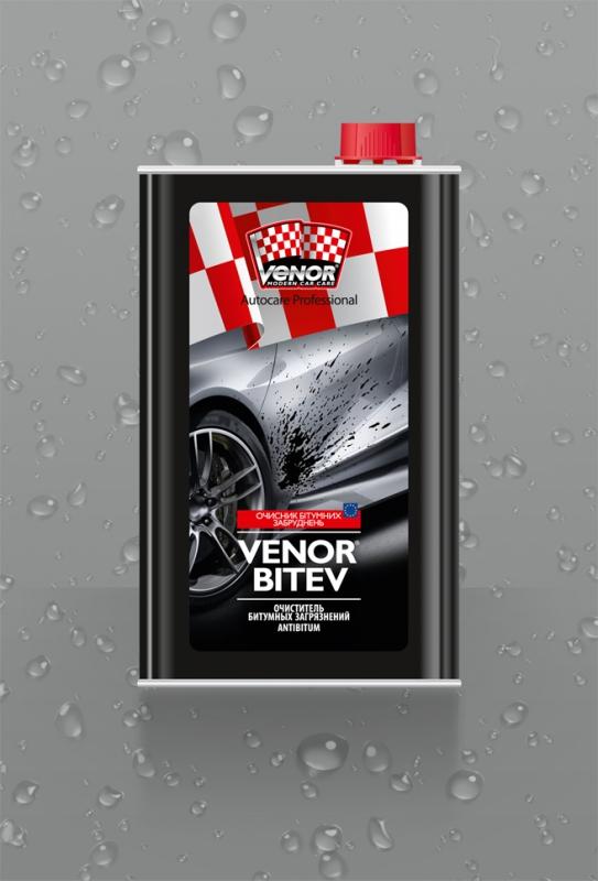 VENOR<sup>®</sup> BITEV<br><b style=font-size:12px;>(Очиститель битума)</b>