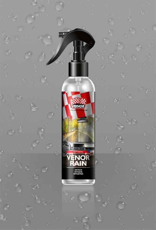 VENOR<sup>®</sup> RAIN<br><b style=font-size:12px;>(Антидощ)</b> 0