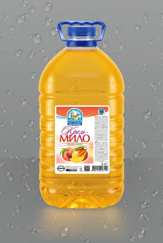 BALU<sup>®</sup> Персик-Манго <br><b style=font-size:12px;>(Крем-мыло)</b>